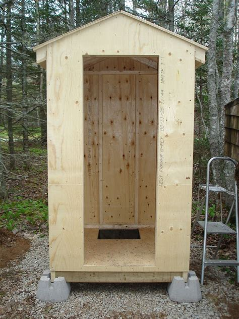 Diy Outhouse Tool Shed Plans