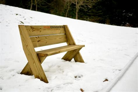 Diy Outside Bench Plans