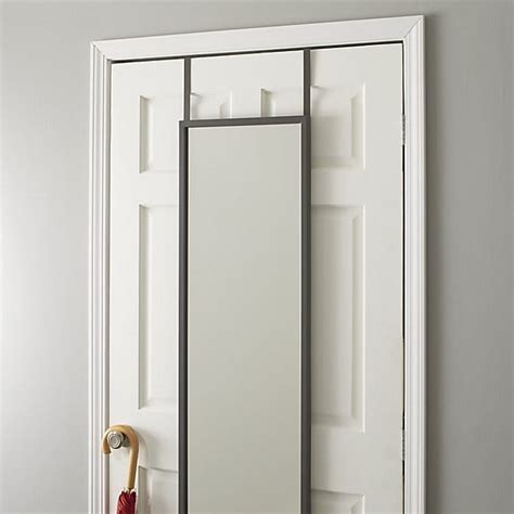 Diy Over Door Mirror