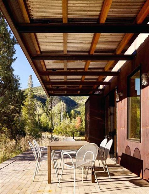 Diy Overhang House Attachment