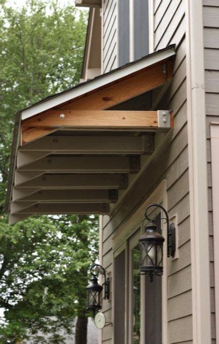 Diy Overhang On House