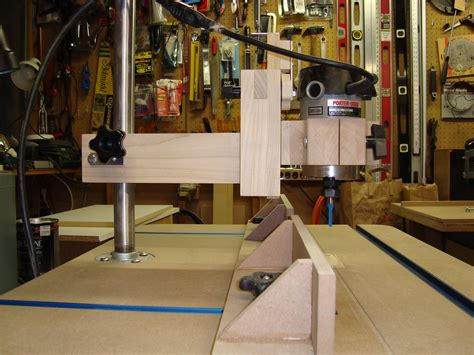 Diy Overhead Router