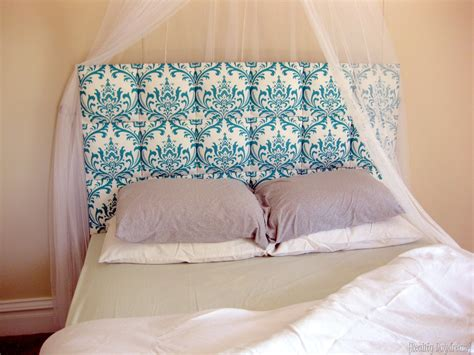 Diy Padded Headboard Easy