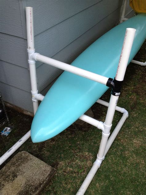 Diy Paddle Board Rack