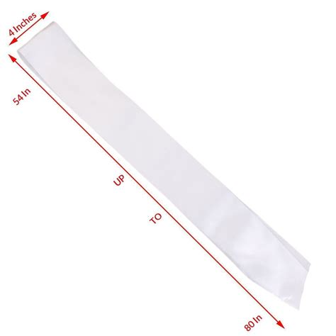 Diy Pageant Sash Pattern