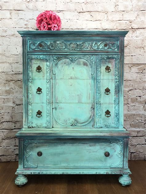 Diy Paint And Glaze Furniture