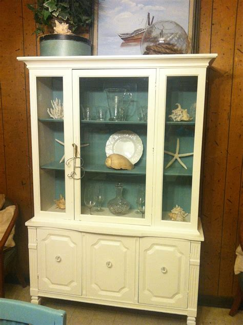 Diy Paint China Cabinet