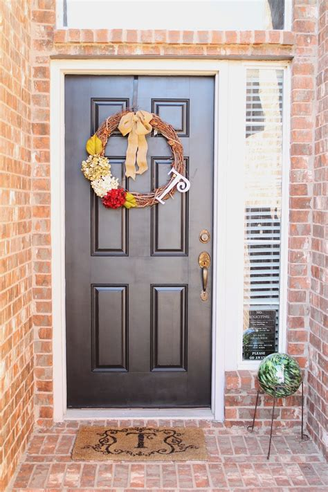 Diy Paint Front Door