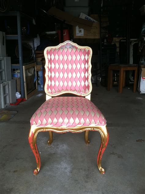Diy Paint Upholstered Chair
