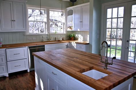 Diy Paint Wood Cabinets White Counter