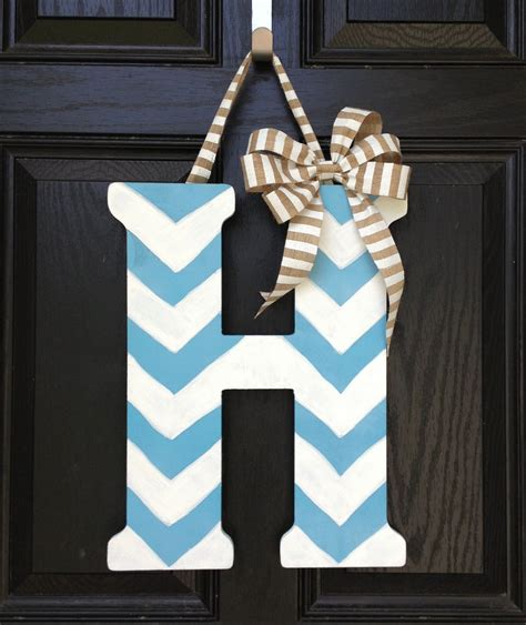 Diy Paint Wood Letters