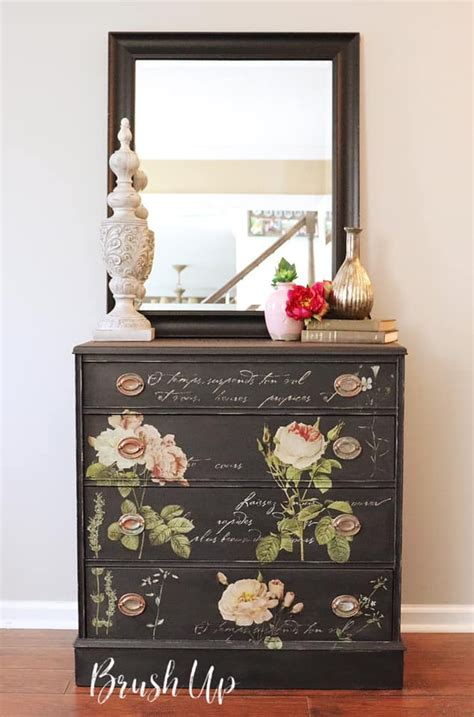 Diy Painted Dresser Pinterest