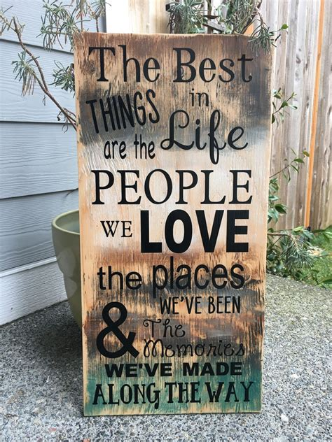 Diy Painted Wood Signs For Home Decor