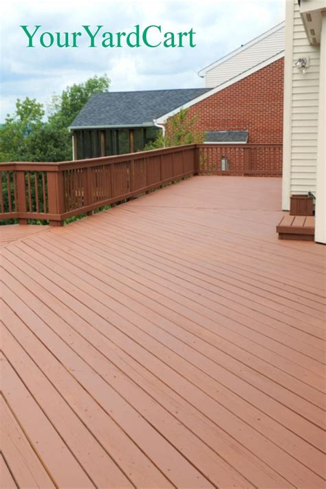 Diy Painting A Wood Deck