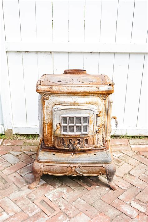 Diy Painting Wood Stove