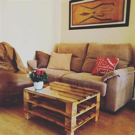 Diy Pallet Coffee Table Projects