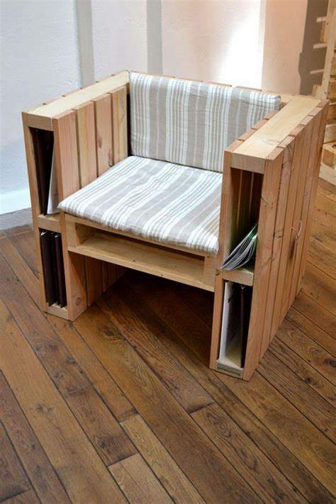 Diy Pallet Furniture Plans