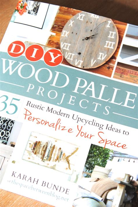 Diy Pallet Project Books