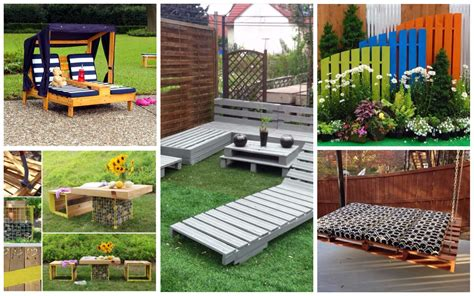 Diy Pallet Projects For Outdoors