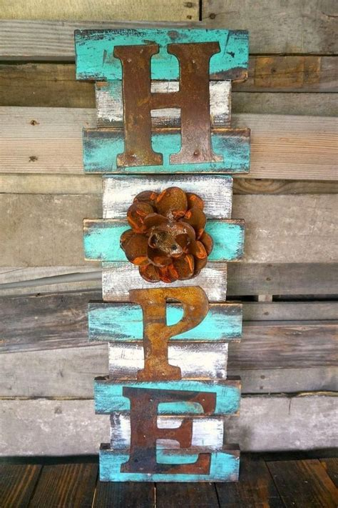 Diy Pallet Wall Art For Entrance
