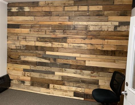 Diy Pallet Wall Boards