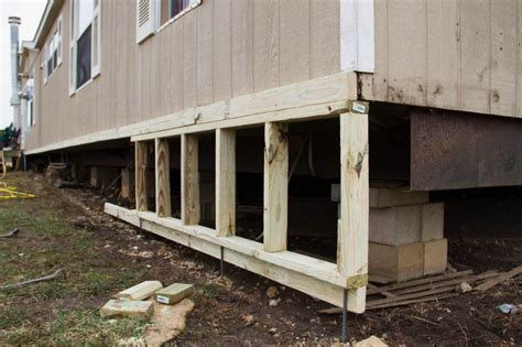 Diy Pallet Wood Siding On Manufactured Home