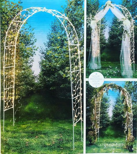 Diy Pallet Wood Wedding Archway For Sale
