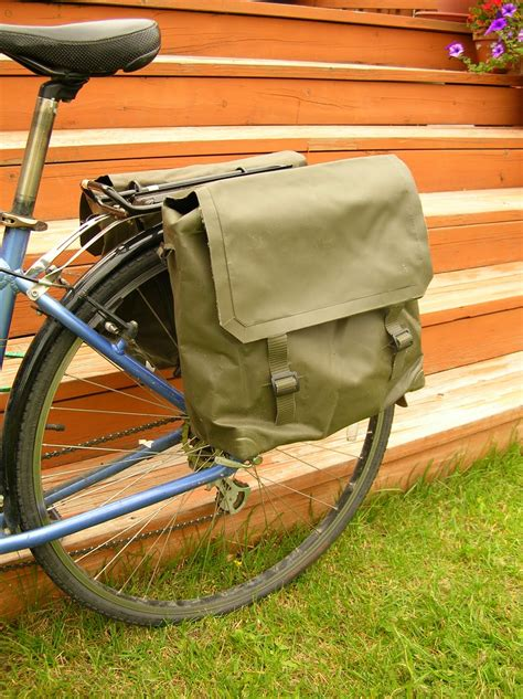 Diy Pannier Rack Bicycle