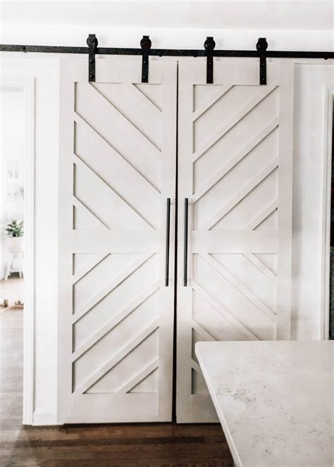 Diy Pantry Barn Door