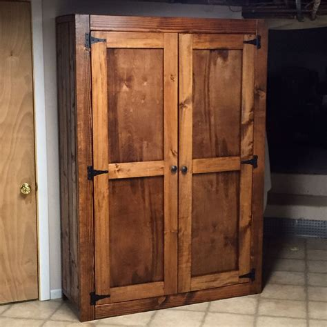 Diy Pantry Cabinet Plans Coupon