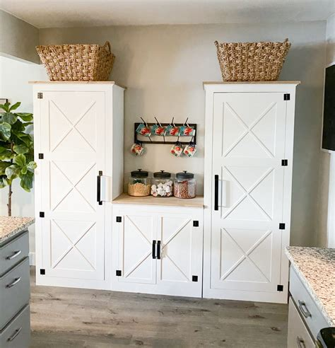 Diy Pantry Cabinet Plans Houston