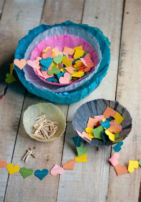 Diy Paper Table Decorations