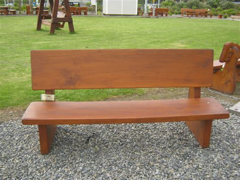 Diy Park Bench Seat Design