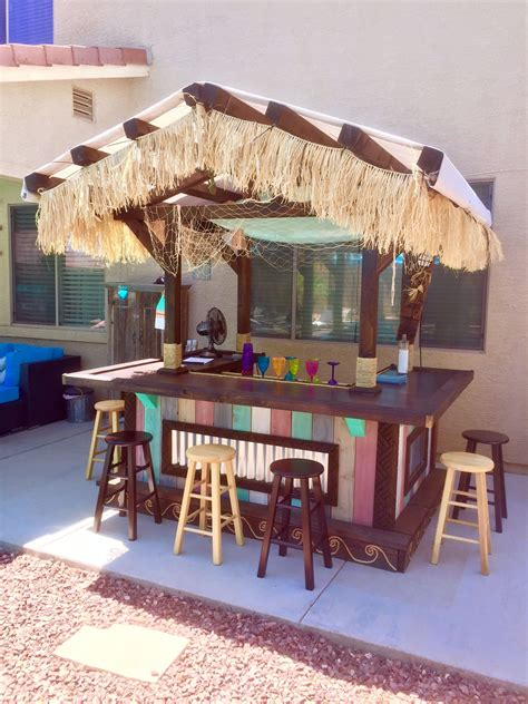 Diy Patio Bar Ideas