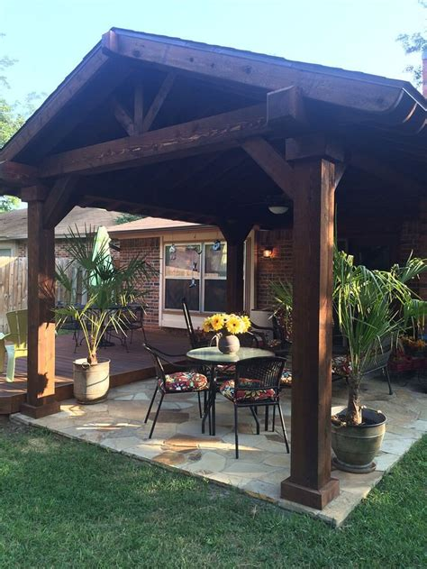 Diy Patio Cover Ft Worth