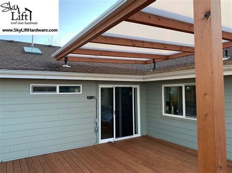 Diy Patio Covers For L Shaped Homes