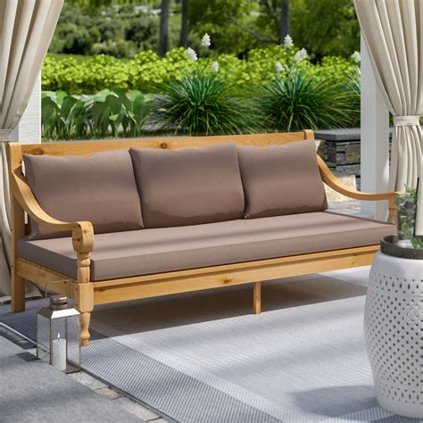 Diy Patio Daybed Cushions