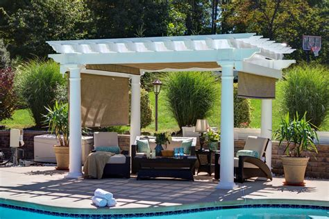 Diy Patio Pergola Kits