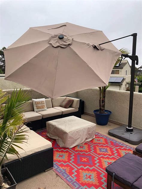 Diy Patio Umbrella Replacement