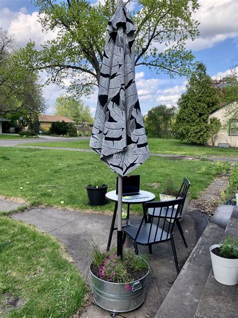 Diy Patio Umbrella Weights