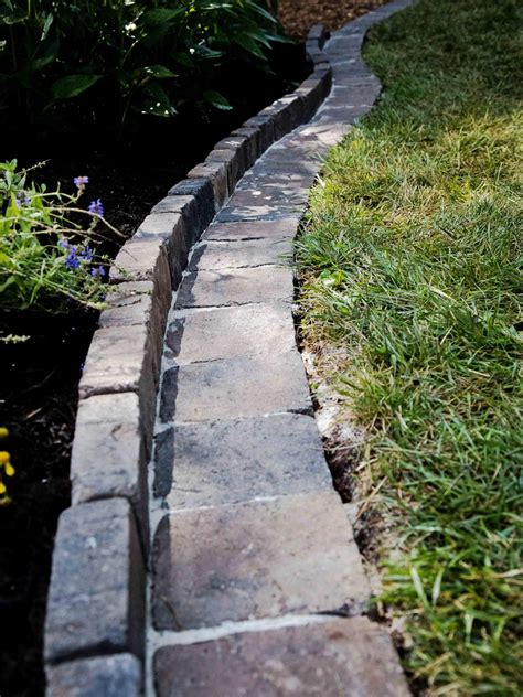 Diy Pavers For Edging