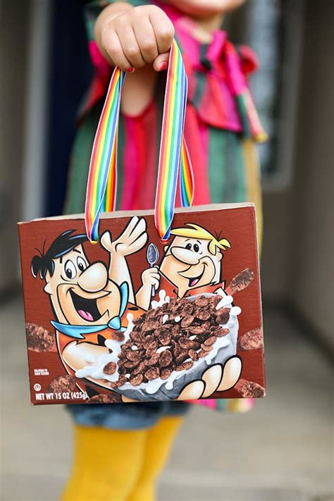 Diy Pencil Box Out Of Cereal Box