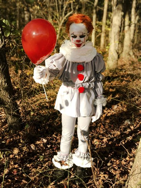 Diy Pennywise Costume