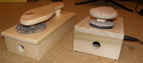 Diy Percussion Stomp Boxes