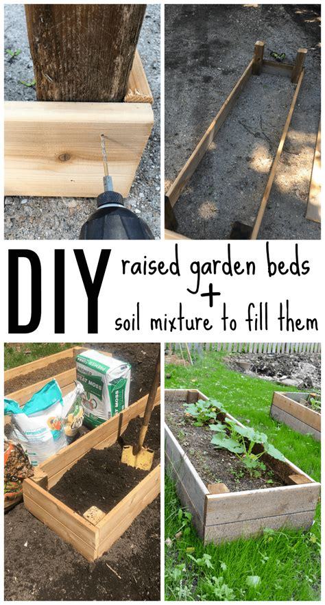 Diy Perfect Raised Bed Soil
