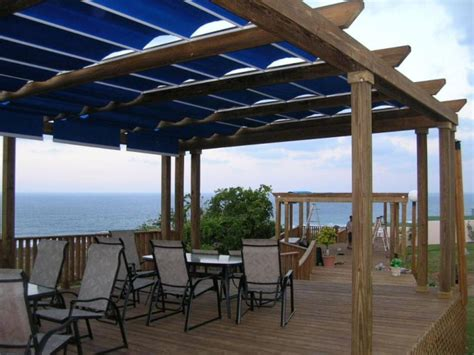Diy Pergola Replacement Canopy