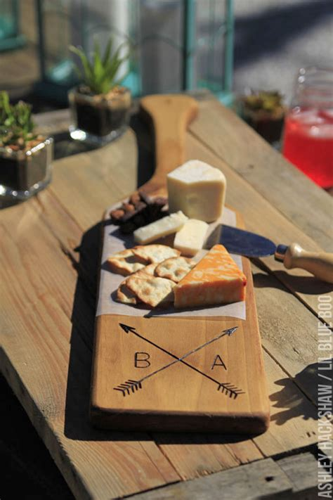 Diy Personalized Wood Cutting Boards