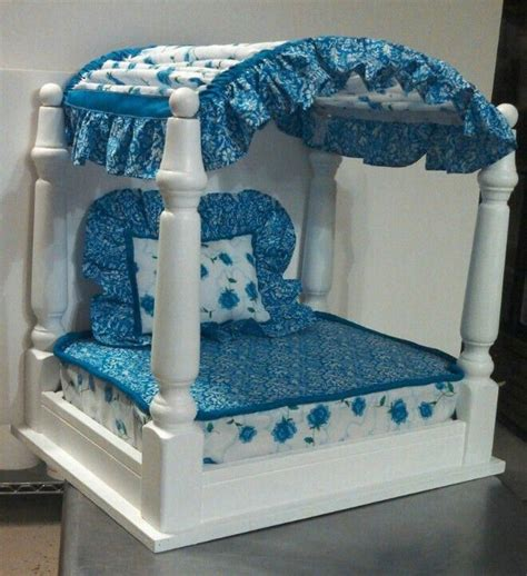 Diy Pet Canopy Bed