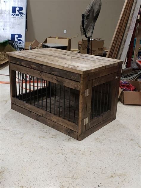 Diy Pet Crate Coffee Table