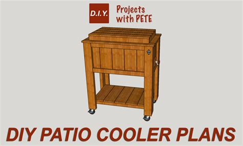 Diy Pete Cooler Grilling